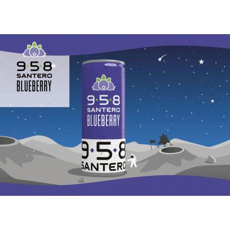 SPUM. SANTERO 958 BLUEBERRY LATTINA