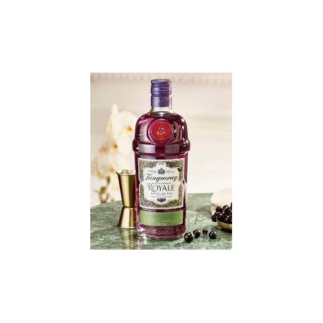 GIN TANQUERAY ROYALE CL.70