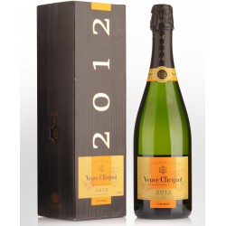 CHAMPAGNE CLICQUOT VINTAGE 2012 AST*