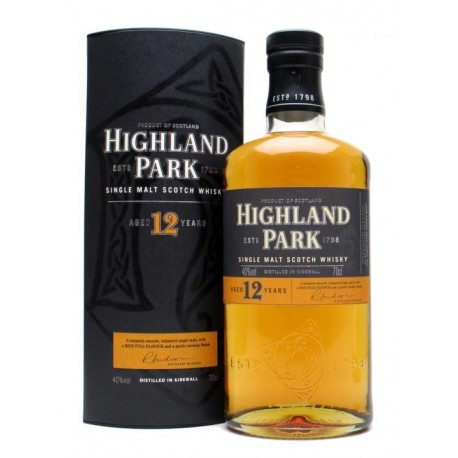 WHISKY HIGHLAND PARK 12 YEARS CL.70