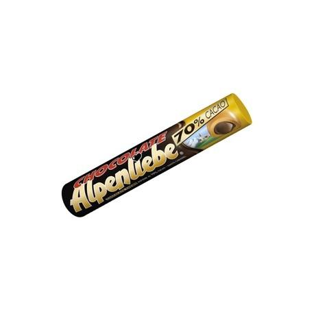 ALPENLIEBE X24 70% CHOCOLATE