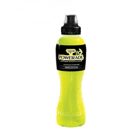 BIBITE POWERADE CL50X12 LIMONE