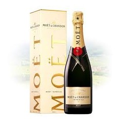 CHAMPAGNE MOET IMPERIAL CL.75 OFF.