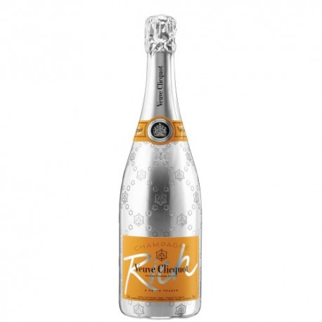 CHAMPAGNE CLICQUOT RICH CL.75