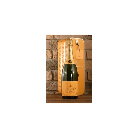CHAMPAGNE CLICQUOT PONSARD CL.75