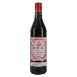 LIQ.VERMOUTH DOLIN ROUGE CL.75
