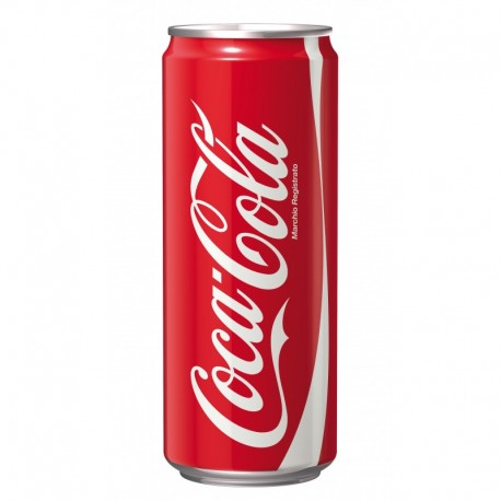 COCA COLA CL.33X24 LATTINA*