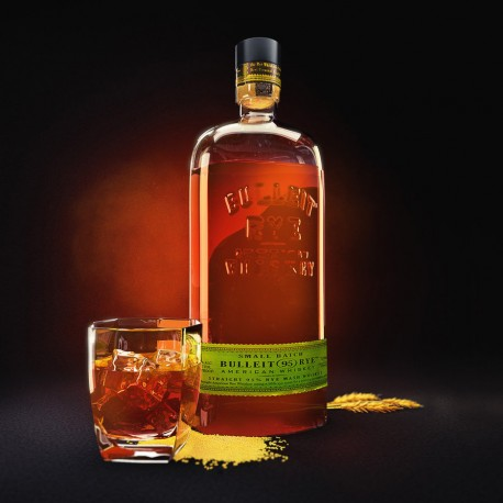 WHISKY BULLEIT RYE CL.70