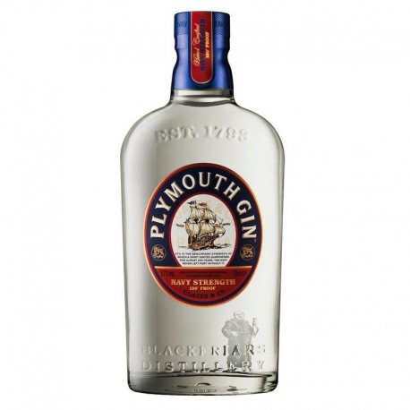 GIN PLYMOUTH NAVY STRENGTH CL. 70