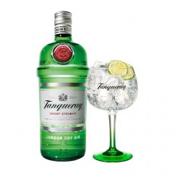 GIN TANQUERAY LT.1 OFF.