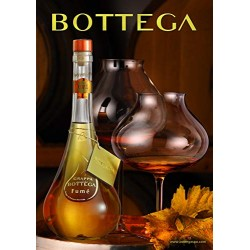 GRAPPA BOTTEGA FUME'LT.1