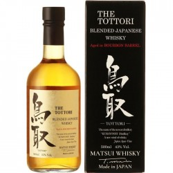 WHISKY THE TOTTORI BLEND AGED BOURBON