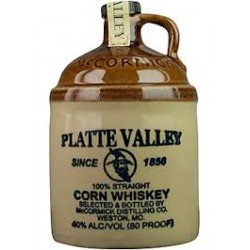 WHISKY PLATTE VALLEY CL.70